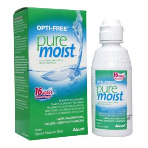 Solución - OptiFree PURE MOIST